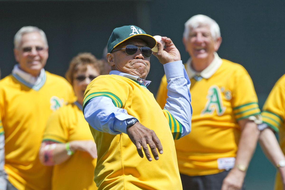 wholesale dealer cac82 207a4 Key Off-Field Moments in Oakland A's History: Major League ...