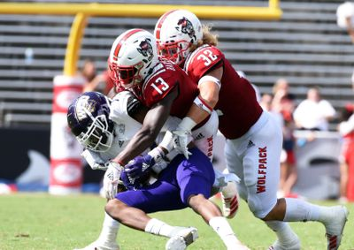 NCAA Football: Western Carolina at North Carolina State
