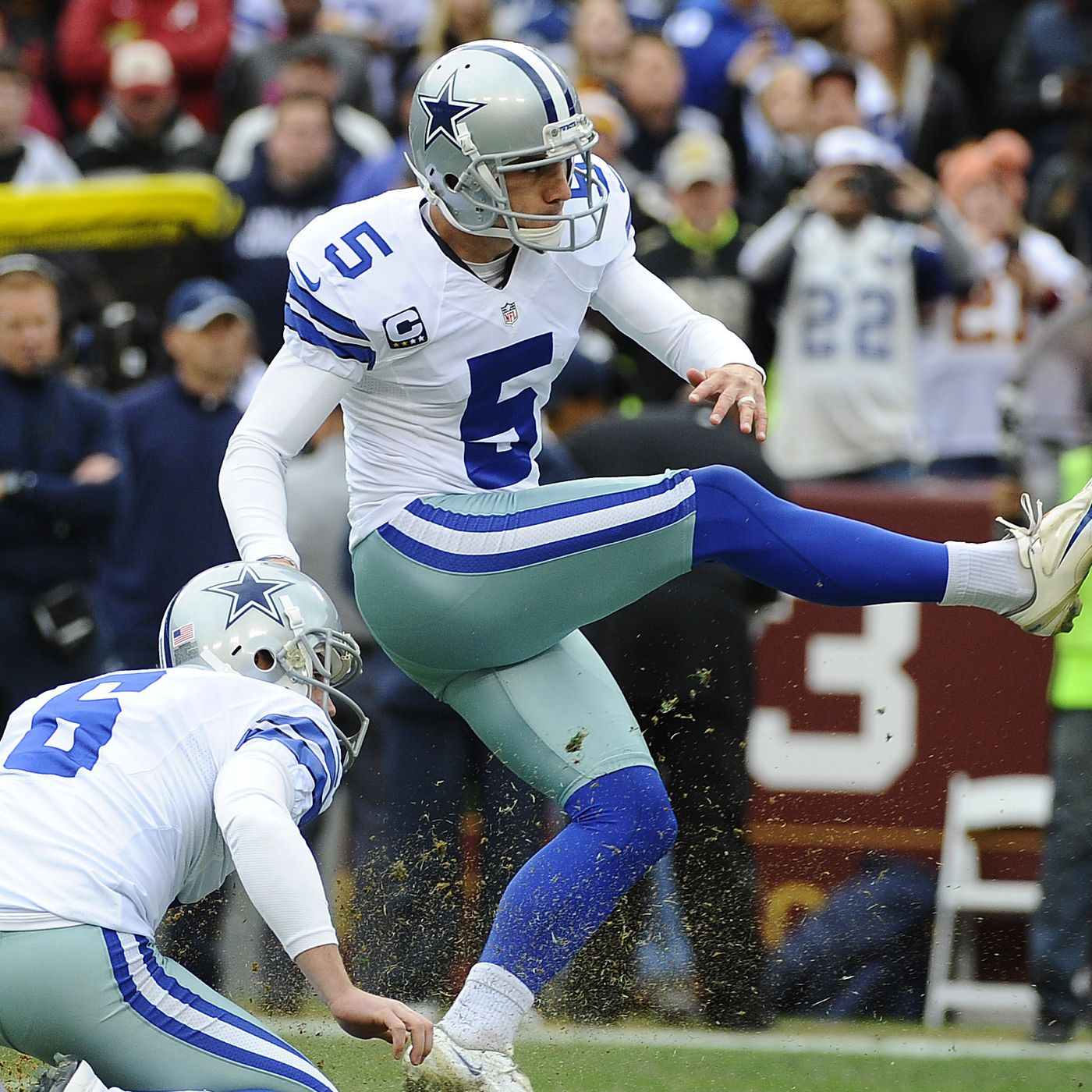 san francisco 5ac23 2b63c Dallas Cowboys News And Notes: Dan Bailey Is Awesome ...