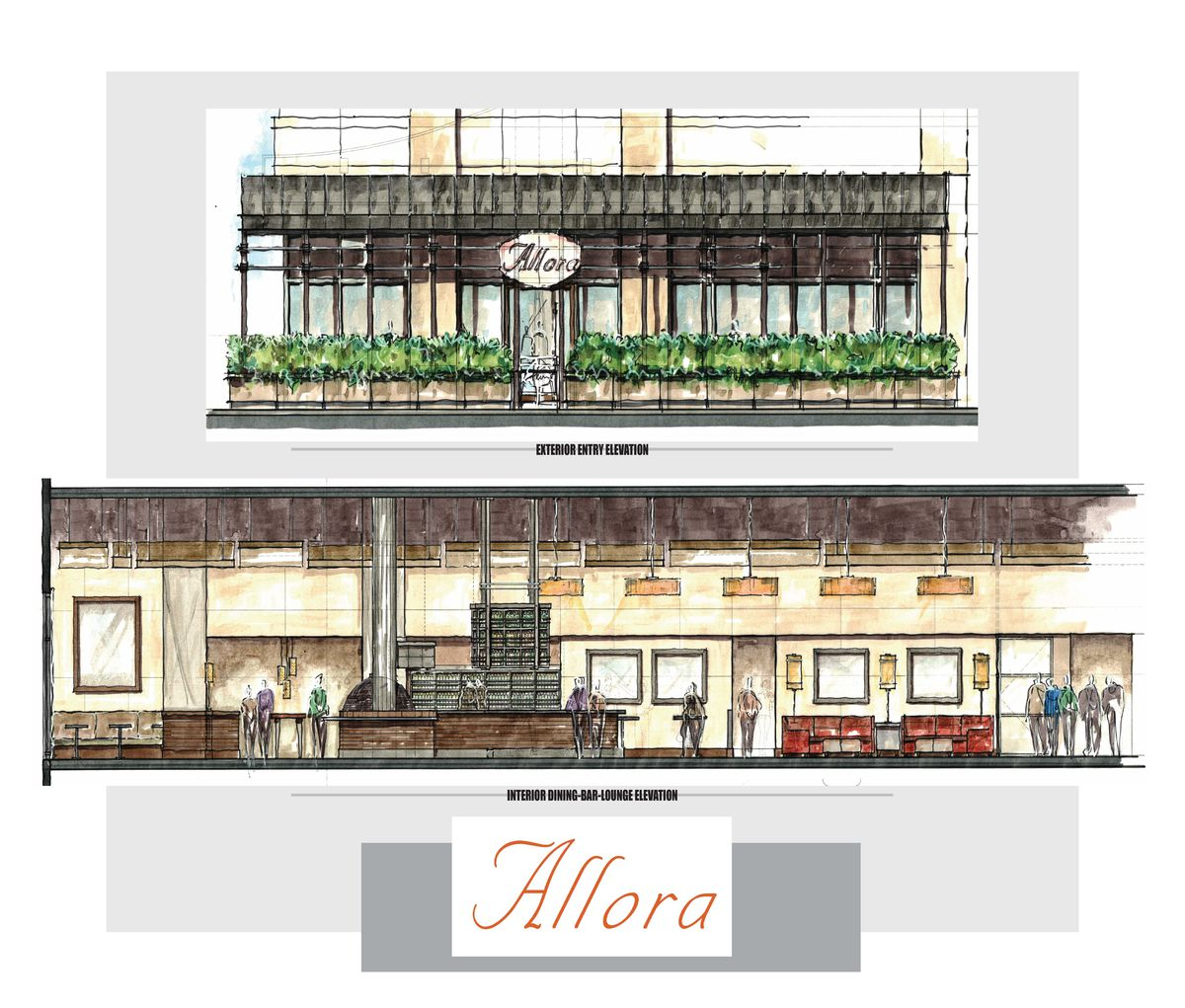 Italian Restaurant Allora Is Moving Into The Twelve Hotel At Atlantic Station Eater Atlanta