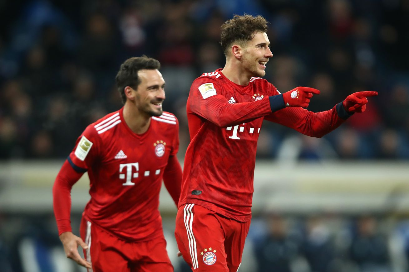 Daily Schmankerl: The aftermath of Bayern vs. Hoffenheim; transfer news and updates on James Rodriguez, Adrien Rabiot, and Krzysztof Piatek; plus MORE!