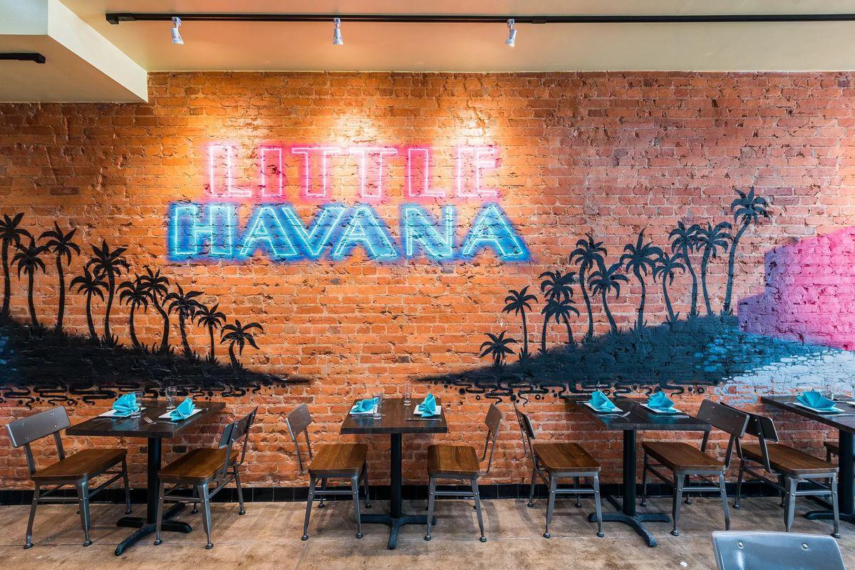 Little Havana's space