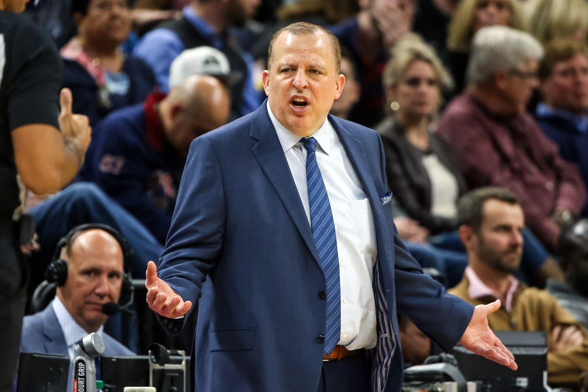 Tom Thibodeau fired by Minnesota Timberwolves. Why now? - SBNation.com