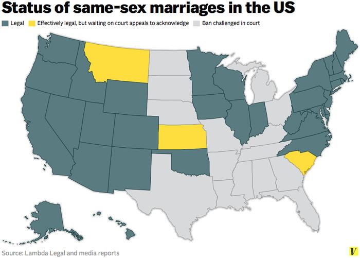 same sex marriage debate united states in Rhode Island