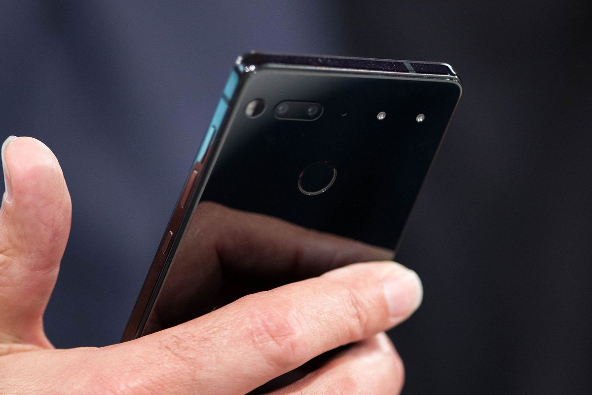Essential phone release just few weeks away: Andy Rubin