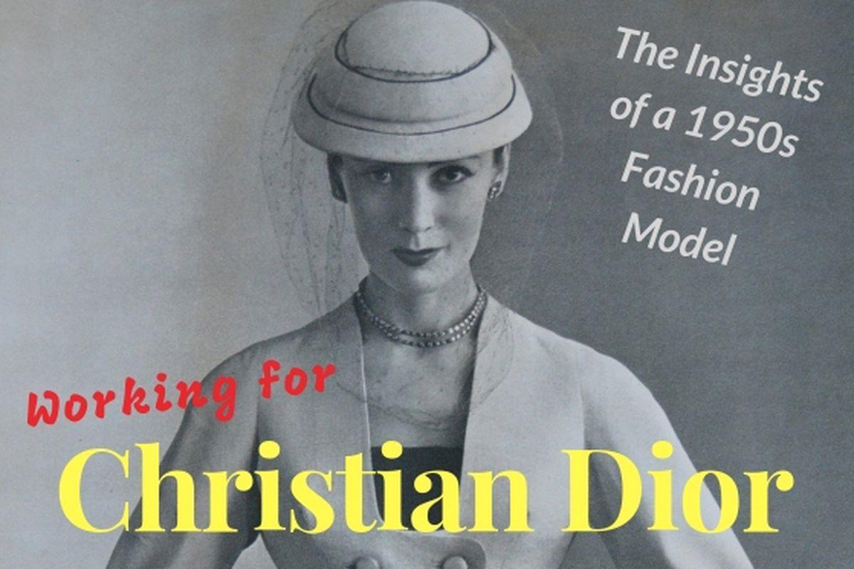 Model became Dior 'mannequin' by knocking on fashion designer's door