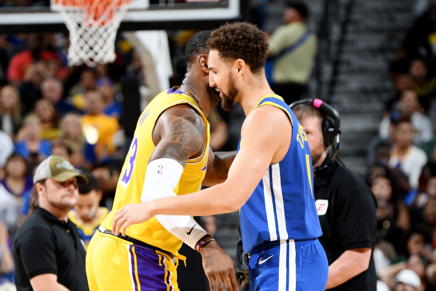 Warriors Lakers 2020 Christmas Dubs in depth: Will 2021 give us a Warriors vs. Lakers playoff