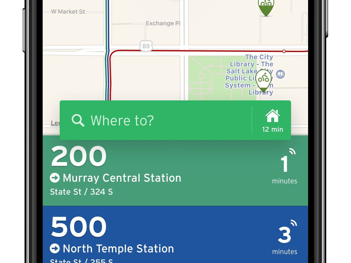 UTA partners with new trip-planning app - Deseret News