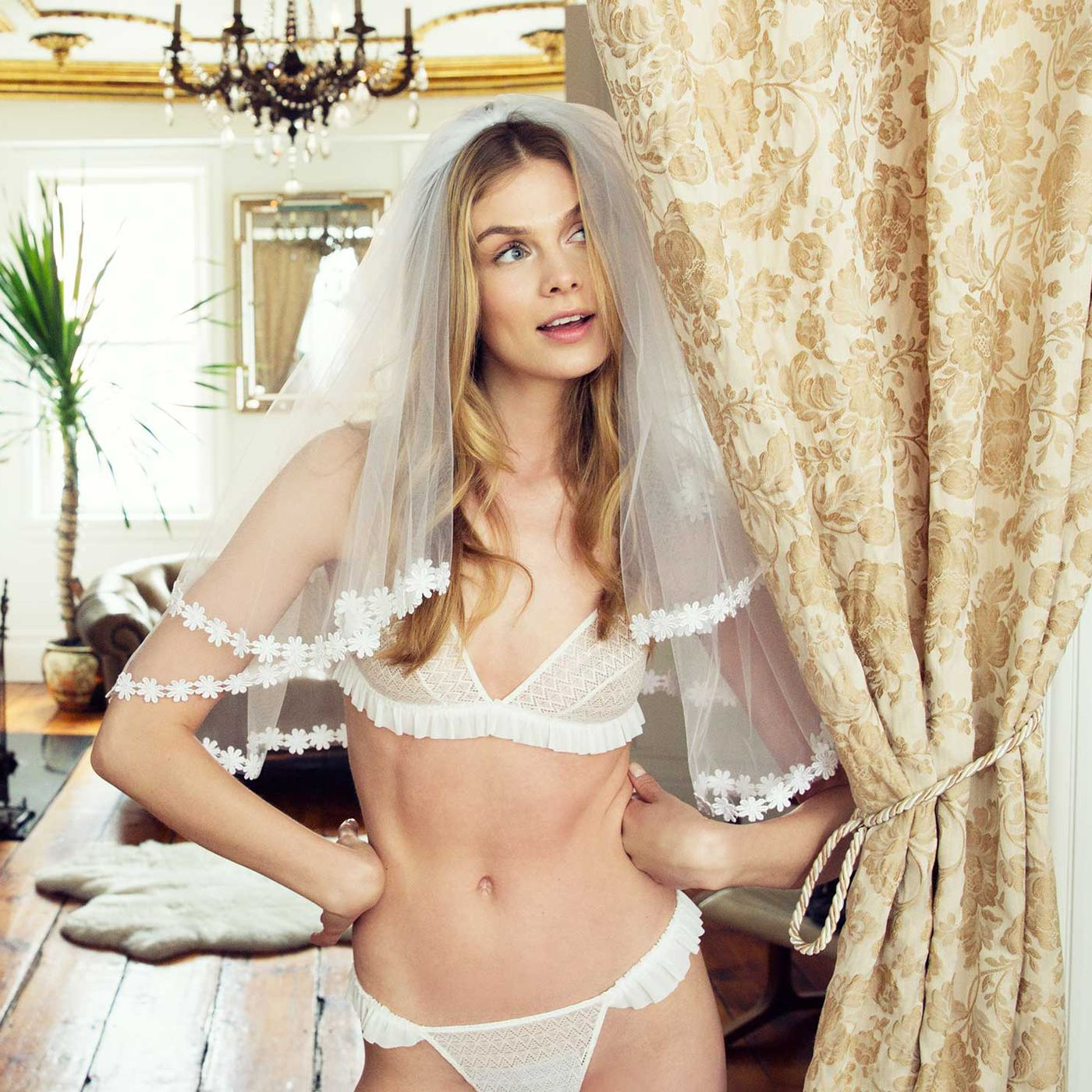 e6786c429 What to Wear Under Your Wedding Dress - Racked
