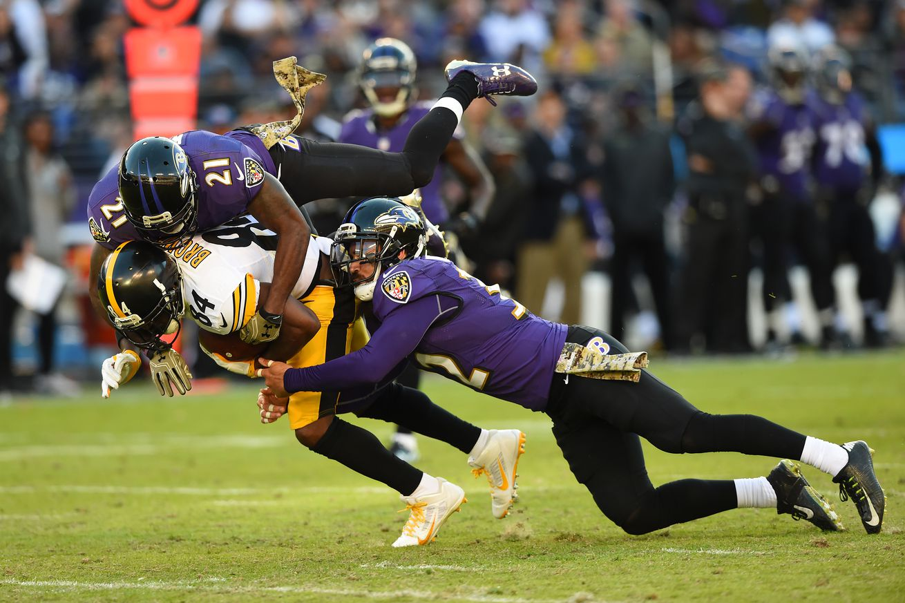 Zach orr retires due to congenital neckspine condition nfl com - Pro Football Focus Ranks The Ravens Secondary As The Seventh Best In The Nfl