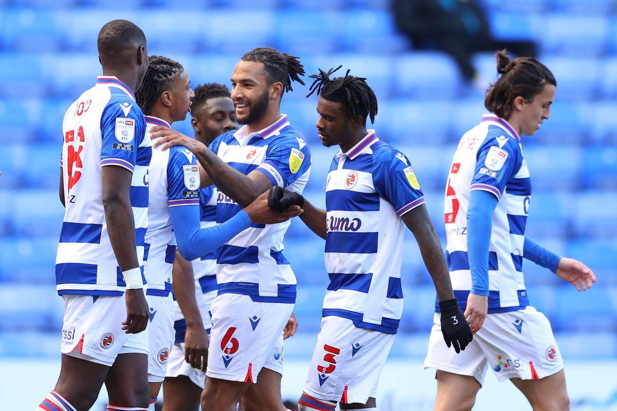Reading v Sheffield Wednesday - Sky Bet Championship