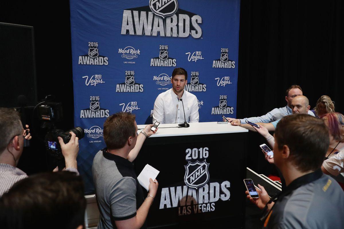 2016 NHL Awards Nominees