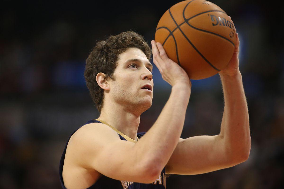 NBA: New Orleans Pelicans at Toronto Raptors