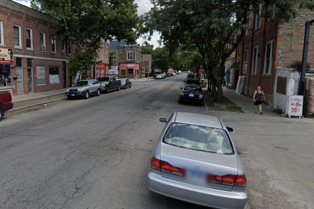 A 38-year-old man was fatally shot June, 28, 2020, in the 2500 block of South Troy Street.