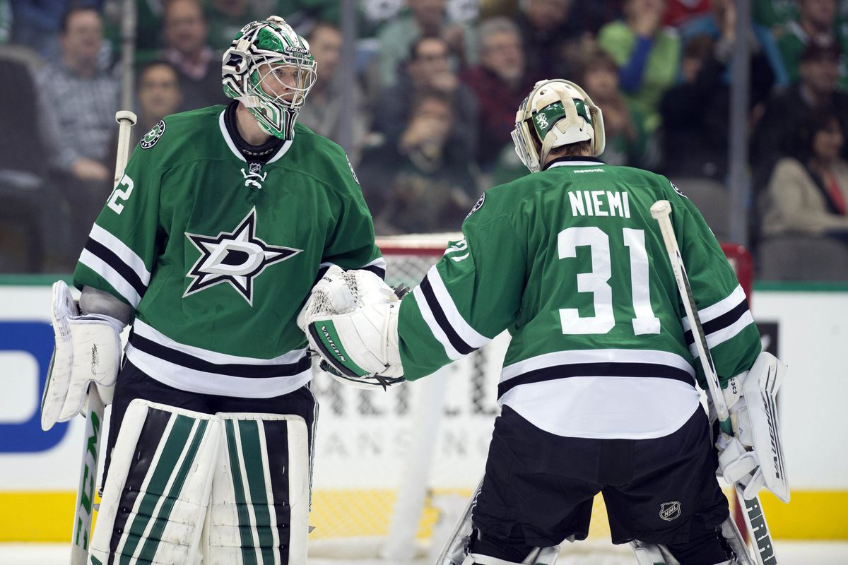 The Wonder Finns are doing exactly what the Dallas Stars need, says Mike Heika, who is right, a lot.