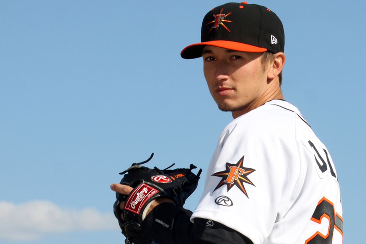 I'm Zach Davies, will I be in your top 10 Orioles prospects next year?