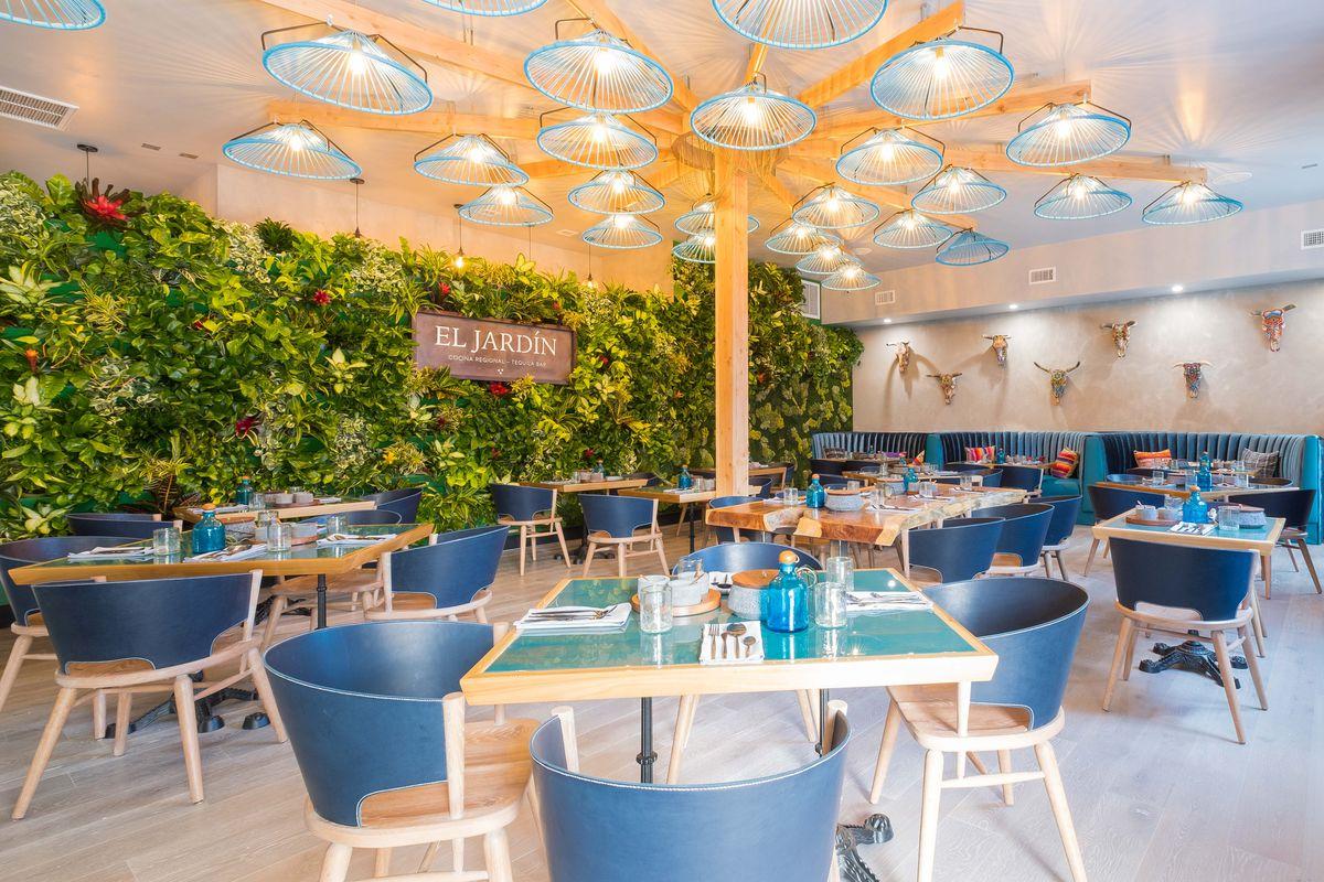 Top Chefs Claudette Zepeda Wilkins Opens El Jardin In San Diego Eater