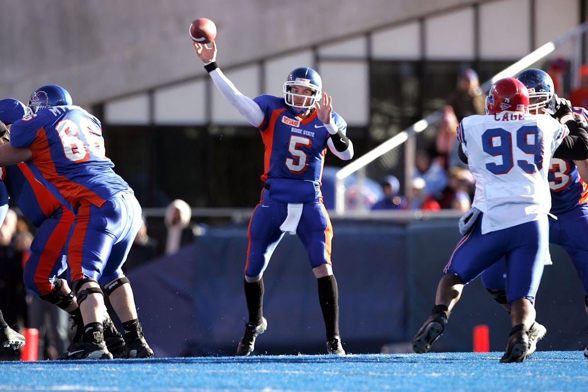 Louisiana Tech Bulldogs v Boise State Broncos