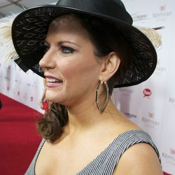 Country singer Martina McBride has been nominated for Grammys, but never won one. That is why her picture is here while Miranda Lambert got top billing.