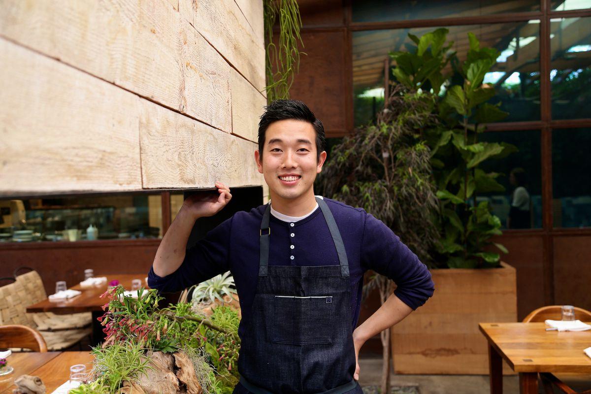 Chef Keiichi Kurobe - Blackship