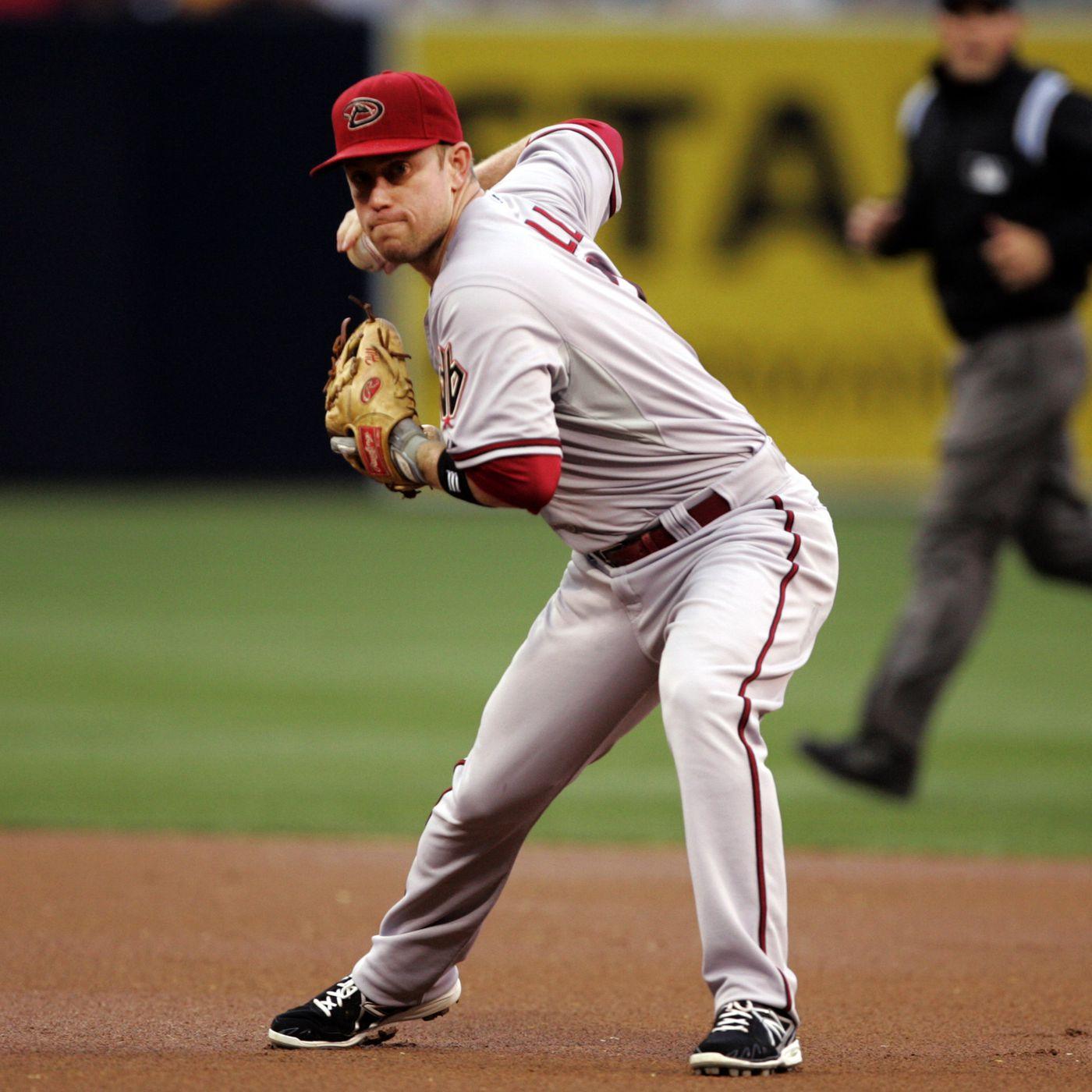 Aaron Hill Arizona Diamondbacks Baseball Player Jersey
