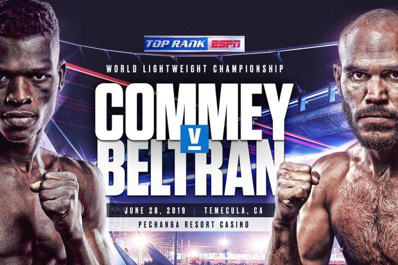 commeybeltran.0 - Preview: Commey vs Beltran