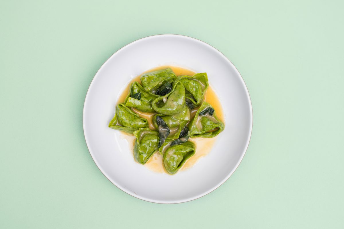 Lina Stores in Soho is one of the best places in London to eat pasta