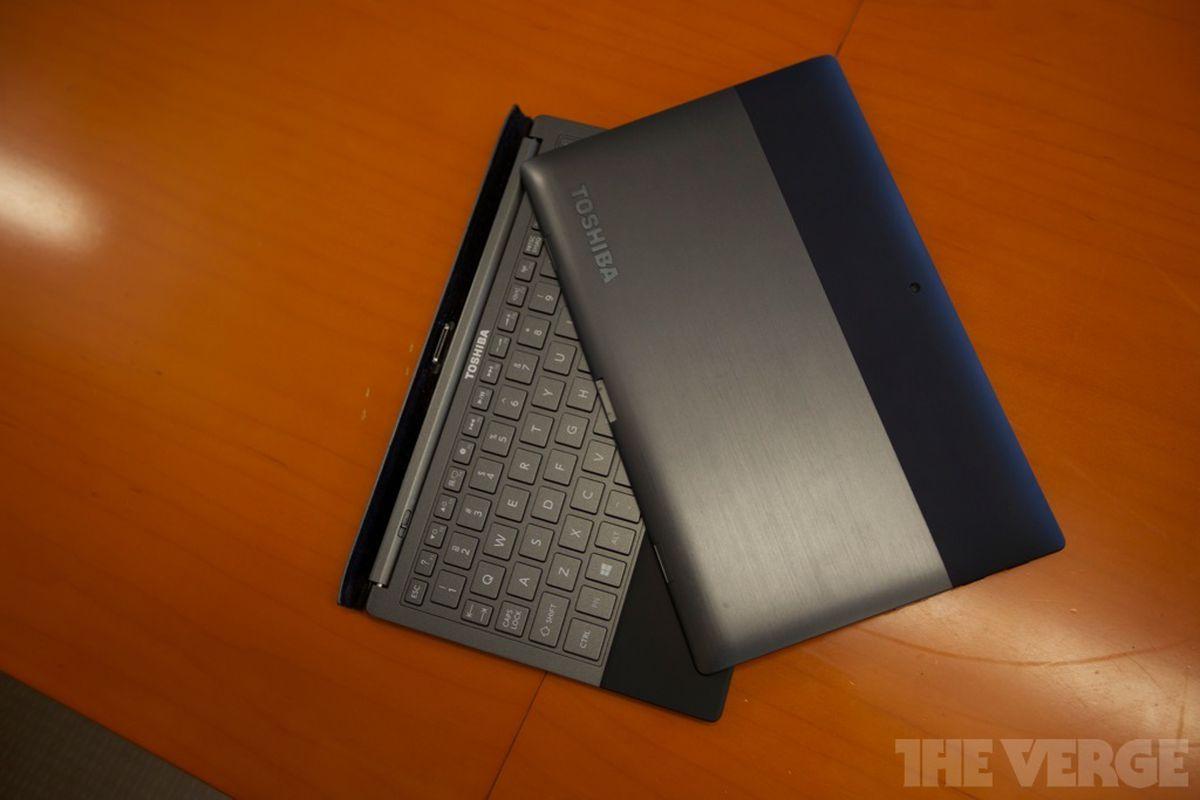 Toshiba Windows 8 devices