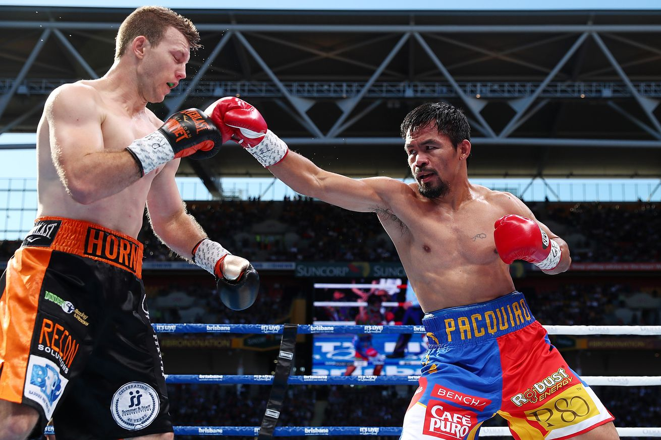 Monday Morning Analyst: ESPN's Pacquiao Horn broadcast, PFL 1 and more