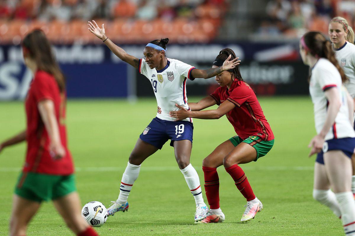 Jamaica v Nigeria - 2021 WNT Summer Series