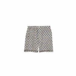 "<a href=""http://www.theoutnet.com/product/110966""><b>Marni</b> Tiny Diamonds printed silk-blend pajama shorts</a> $91 (was $455)"