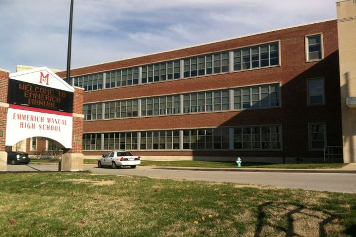 Manual High School is one of three Indianapolis schools managed by Charter Schools USA.