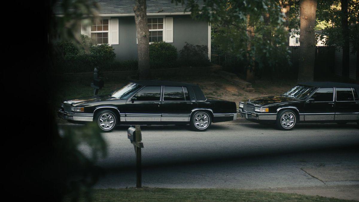 True Detective season 3 episode 7 black Cadillac