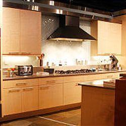 Kitchen showroom at Orson Gygi