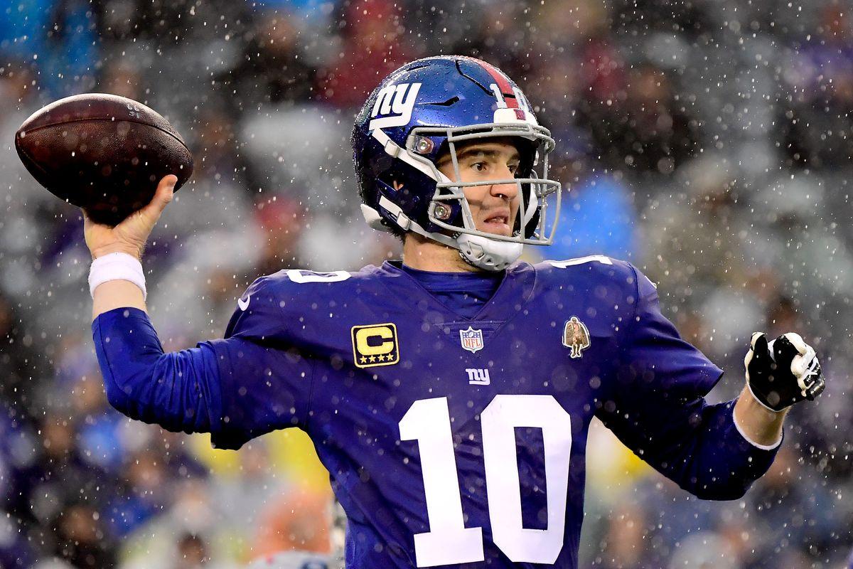Tennessee Titans v New York Giants