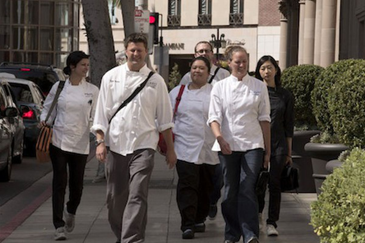 Top Chef Season Ten Premiere