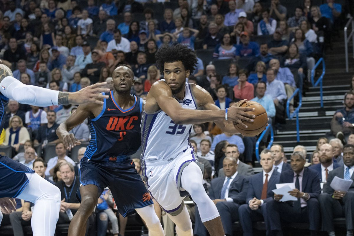Sacramento Kings v Oklahoma City Thunder