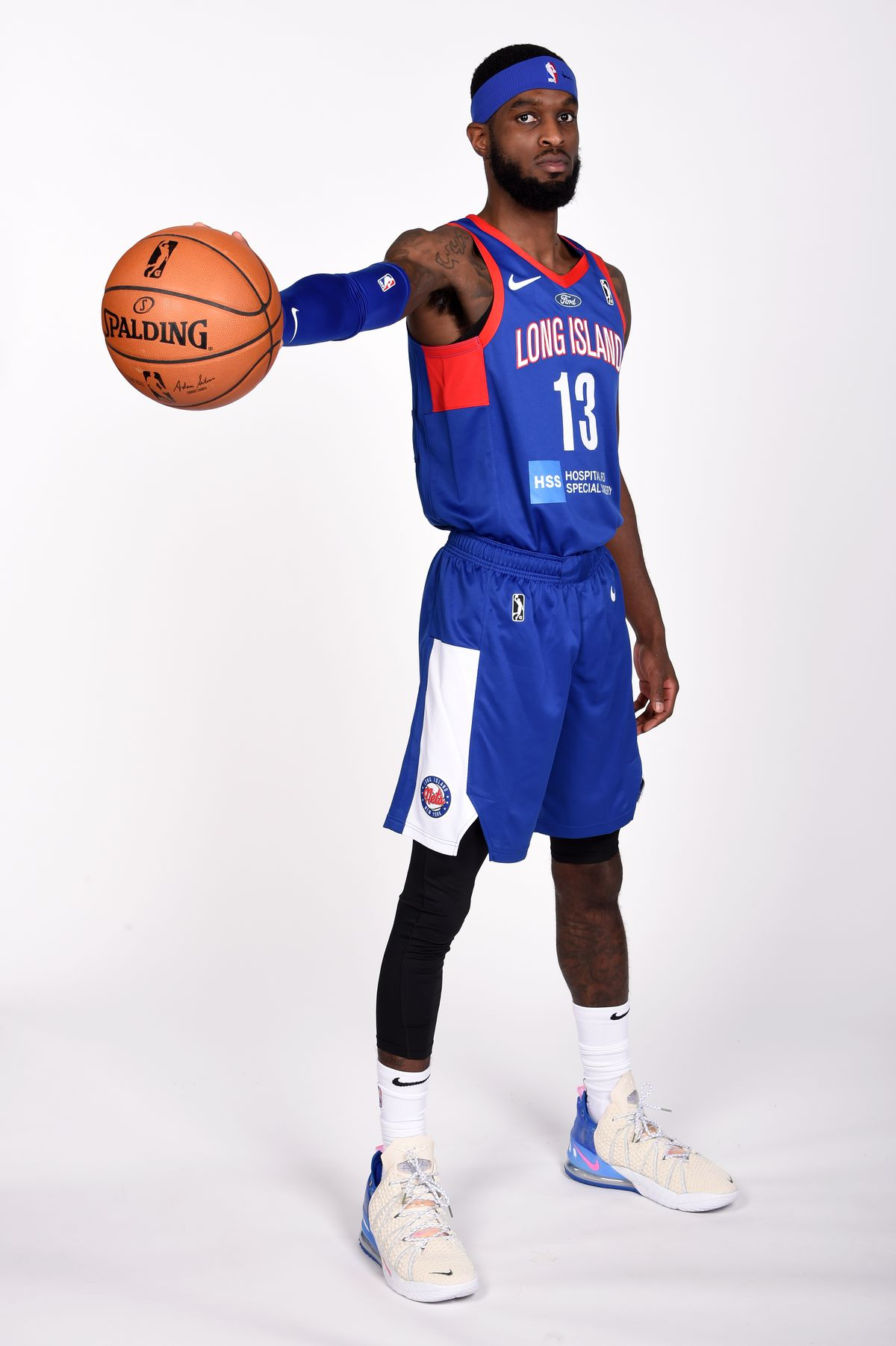 2021 Long Island Nets Content Day