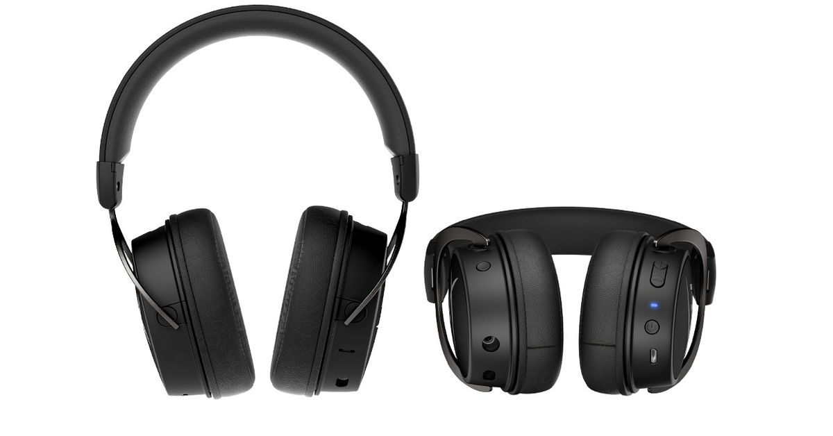 The HyperX Cloud Mix wants to be your gaming headset and wireless headphones rolled into o...