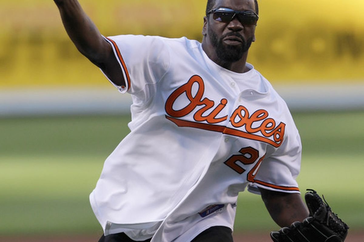 The sad part is, Reed is probably a better pitcher than Guthrie... I needed an Orioles reference too....