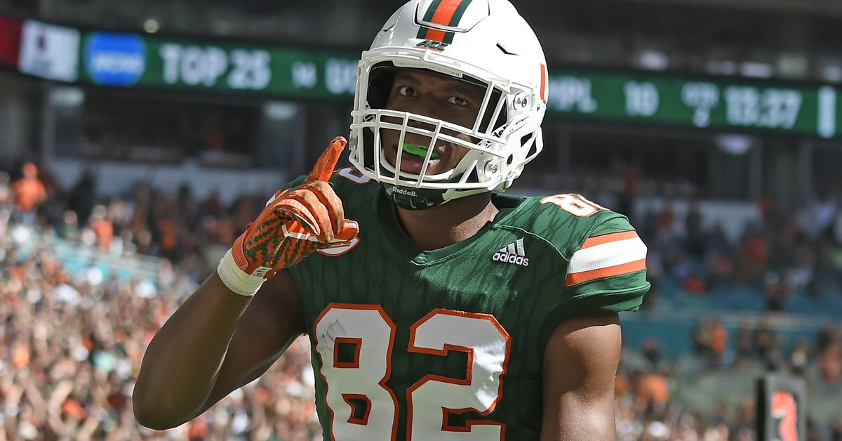 Miami Hurricanes Football: 2018 Breakout Candidates ...