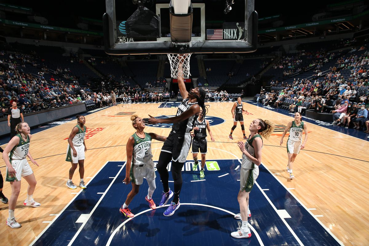 Seattle Storm v Minnesota Lynx