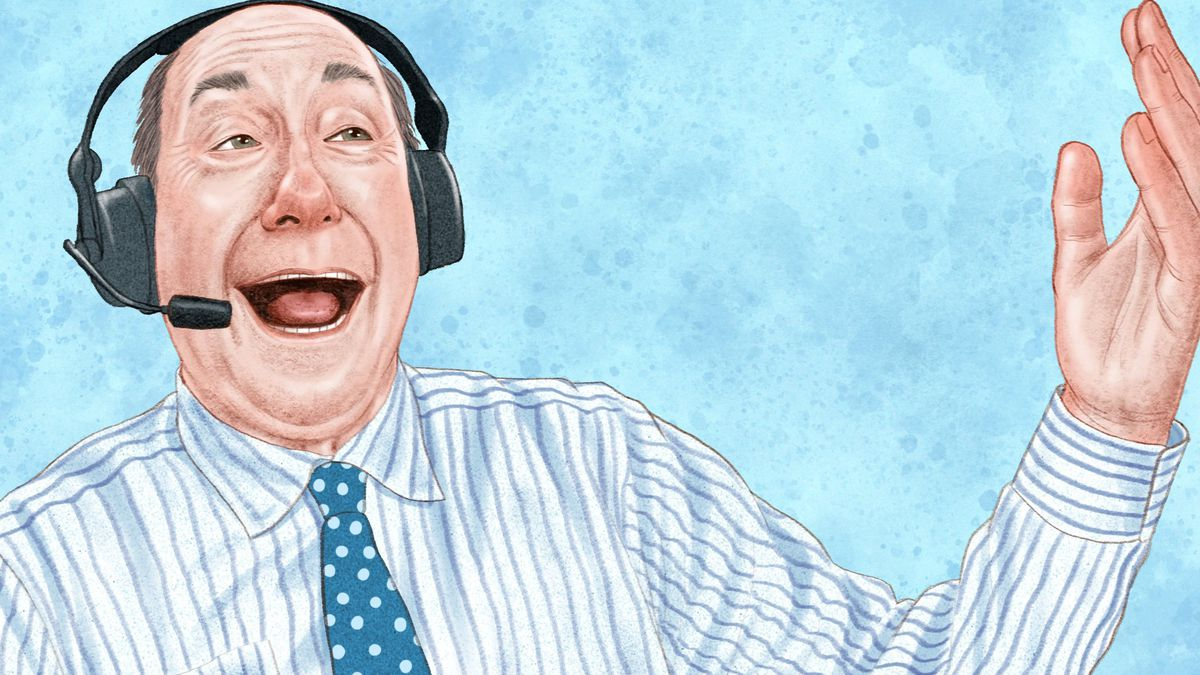 The (Still) Awesome Life of Dick Vitale