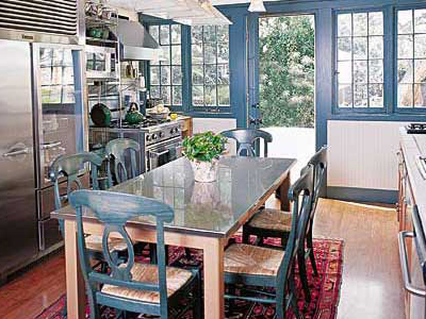 Eat In Kitchens This Old House