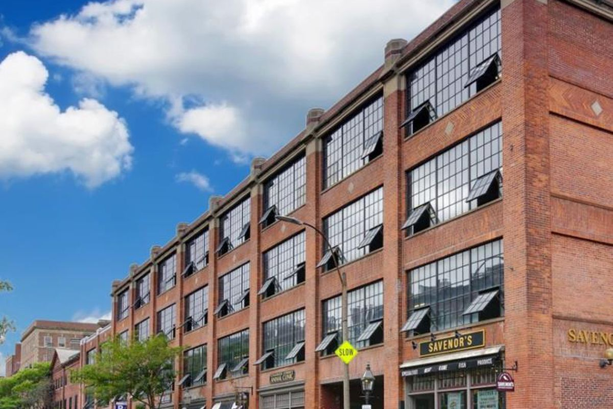 charles street garage parking space on sale for 350 000 curbed