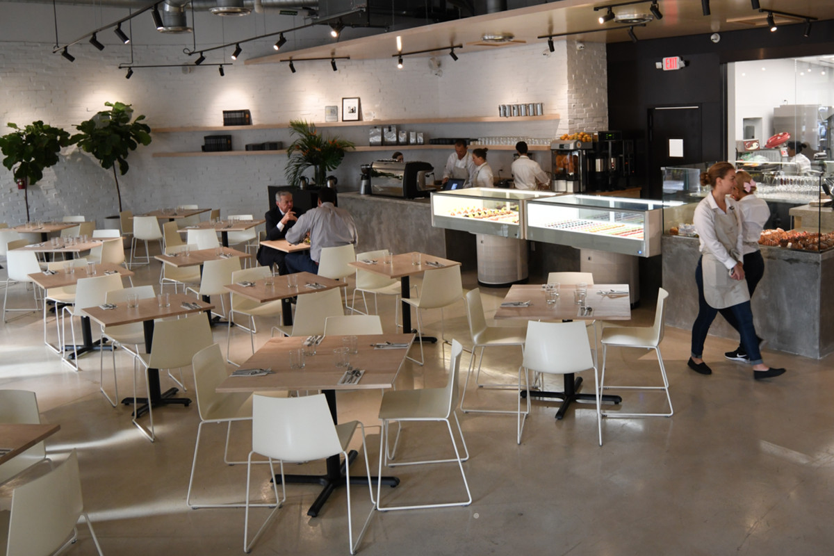 Antonio Bachour Debuts Namesake Restaurant In Coral Gables