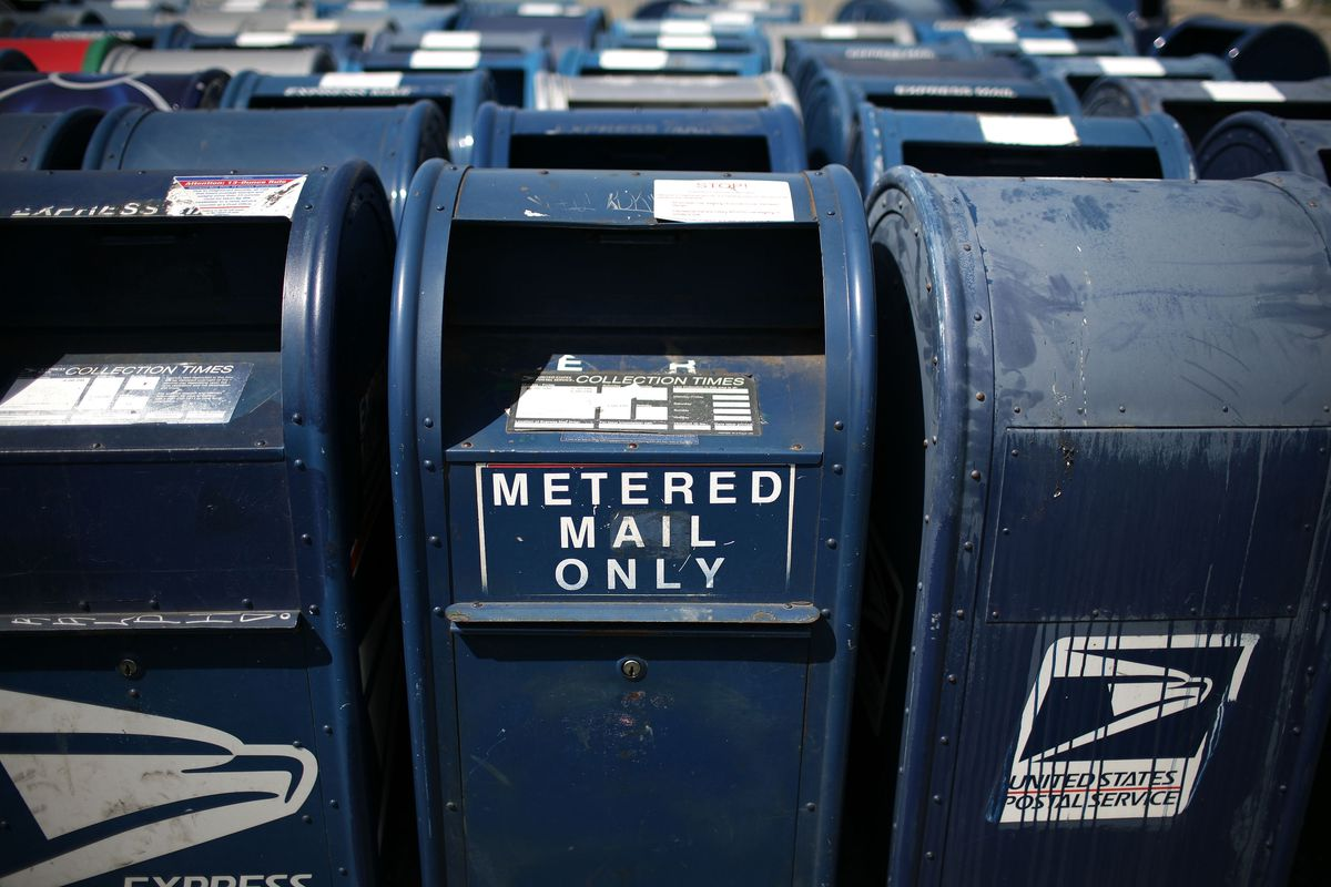 Postmaster General Claims U.S. Postal Service May Run Out Of Money In '09