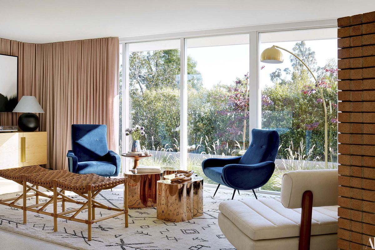 Mandy Moore: Inside the \'This Is Us\' star\'s remodeled midcentury ...
