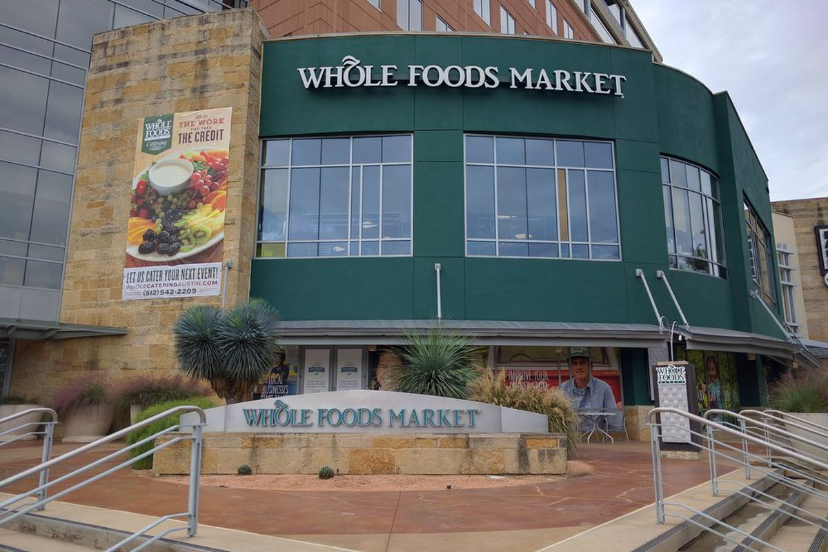 Whole Foods Market on North Lamar in Austin