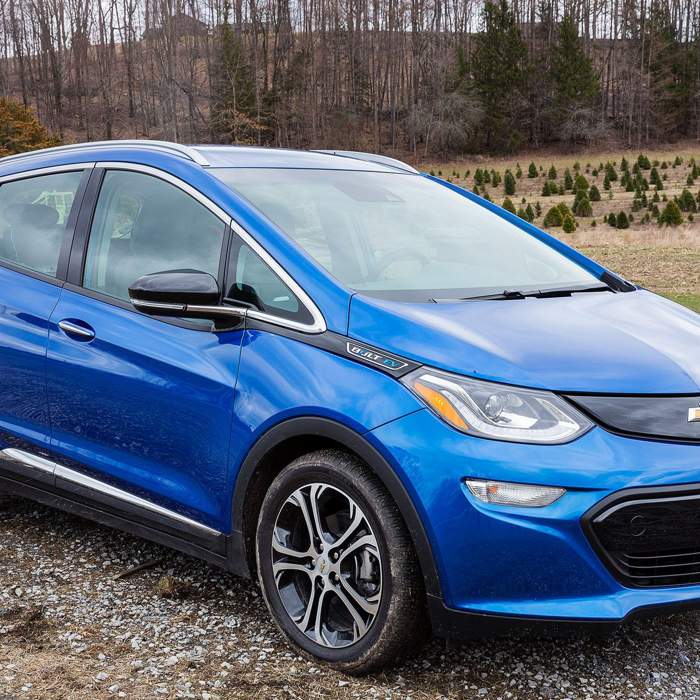 The New Chevy Bolt Gained 21 Miles Of Range Thanks To A Battery Chemistry Tweak The Verge